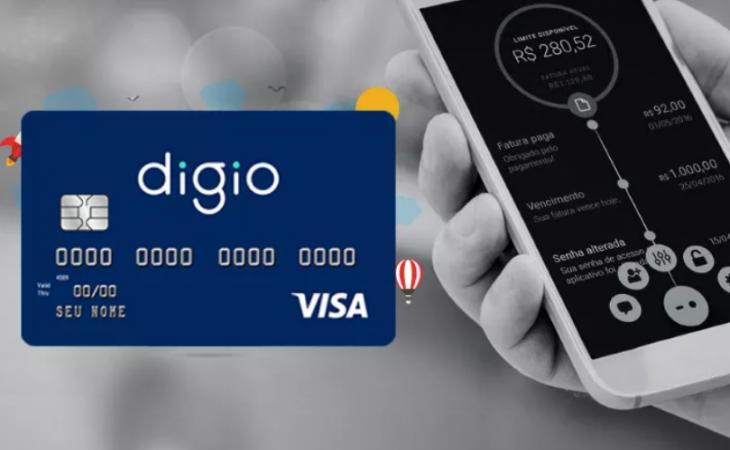 Como ser aprovado no Digio; cartão de crédito sem anuidade