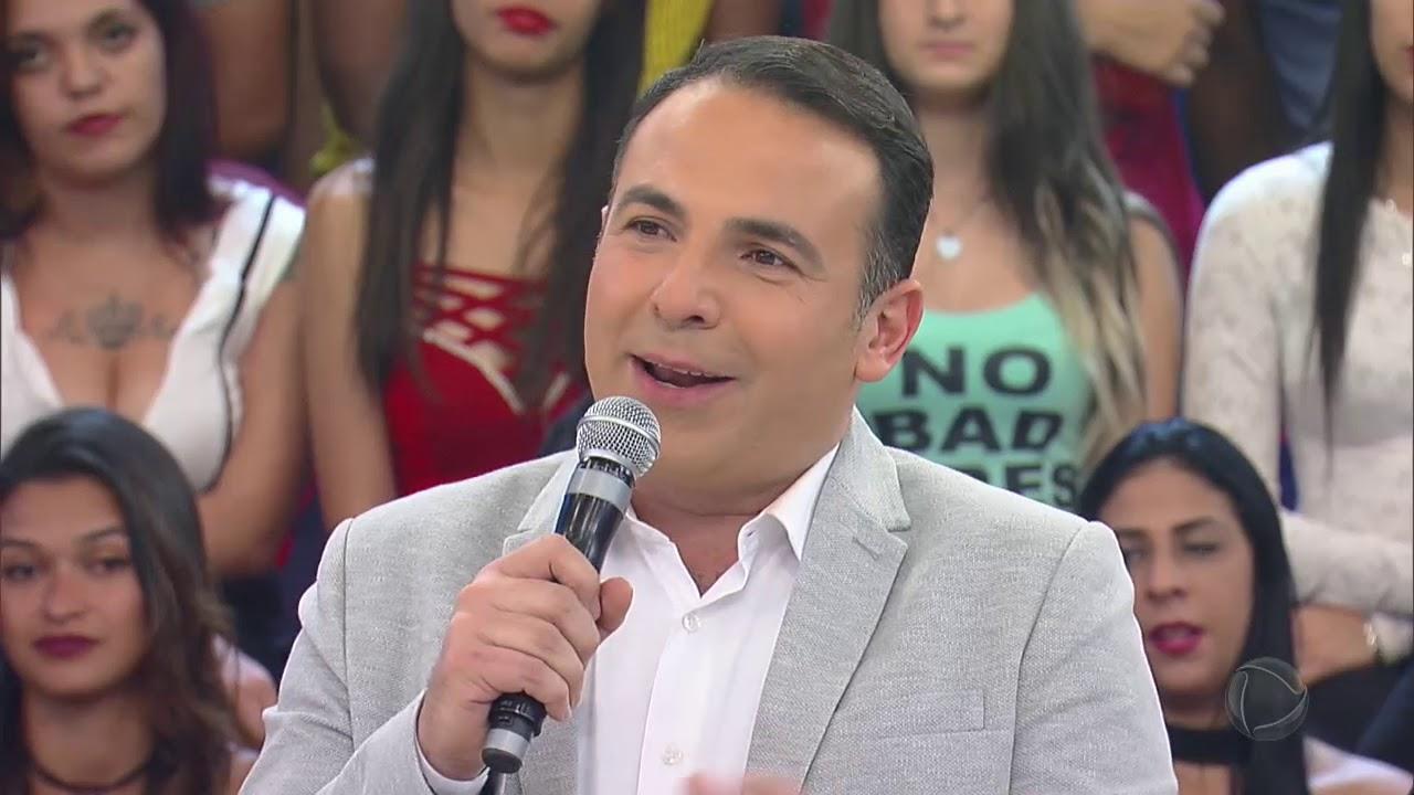 O apresentador Reinaldo Gottino deixou a Record e migrou para a CNN Brasil. (Foto: Reprodução)