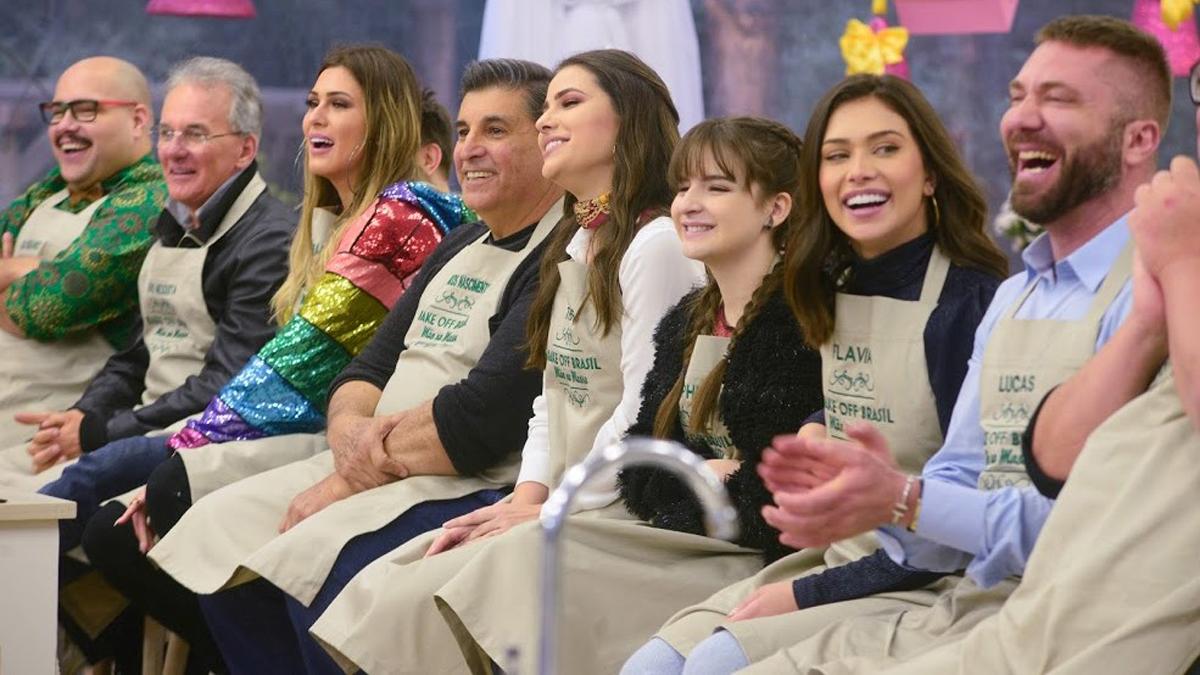 Bake Off Sbt Especial De Natal 21 12 2019 Confira Quem Foi