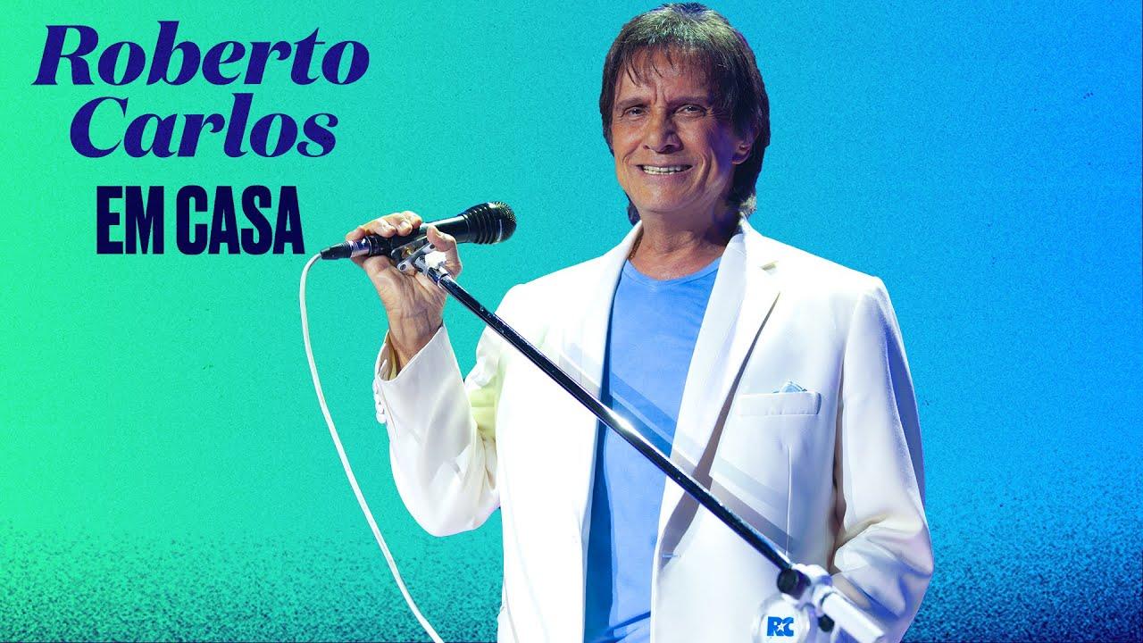 Live de Roberto Carlos: Saiba como assistir online neste domingo ...