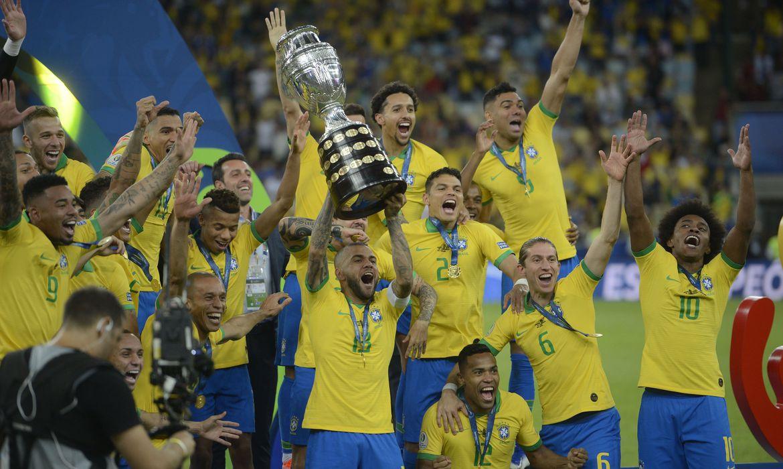Brasil na Copa América