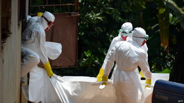 Hospital tailandês descobre uma vacina para o Ebola