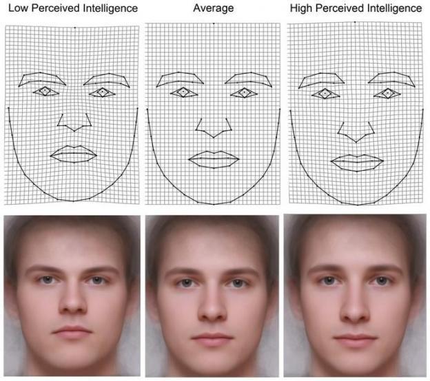 Estudo indica que dá para saber se um homem é inteligente só pelo rosto