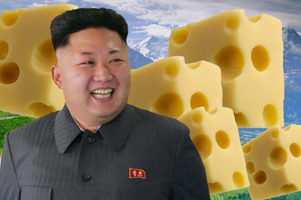 Saúde do ditador Kim Jong-un está em perigo devido ao alto consumo de queijo