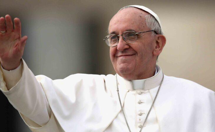 Em 2014 Papa Francisco doou 1,5 milhão de euros para caridade