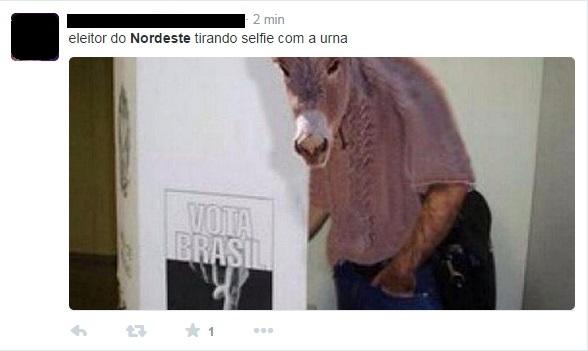 Após reeleição de Dilma, mensagens de preconceito a nordestinos se multiplicam em redes sociais