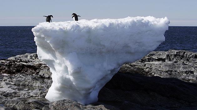 Como o degelo na Antártica afetará a gravidade da Terra?