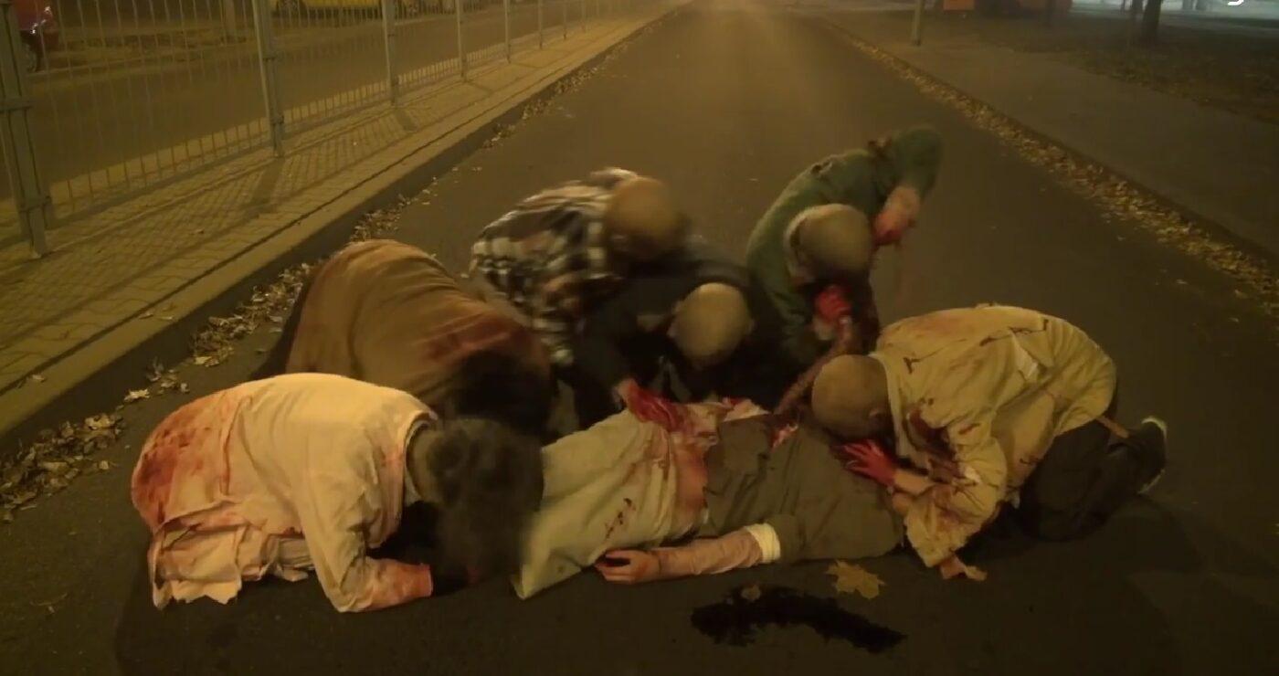 Halloween: Pegadinha do Apocalipse Zumbi faz sucesso na internet