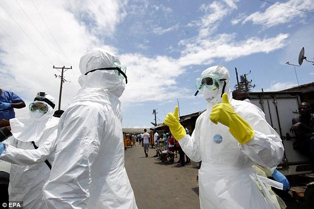 Cientista diz que o ebola pode ter sofrido mutação tornando-se ainda mais contagioso