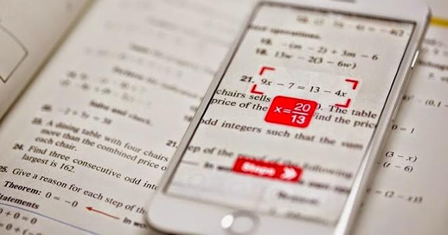 PhotoMath: O aplicativo que vai quebrar seu galho no estudo de matemática