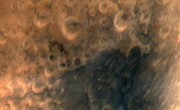 Sonda Mangalyaan envia suas primeiras imagens de Marte
