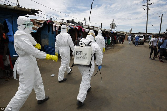 OMS confirma 7.693 mortes pelo vírus ebola na África Ocidental