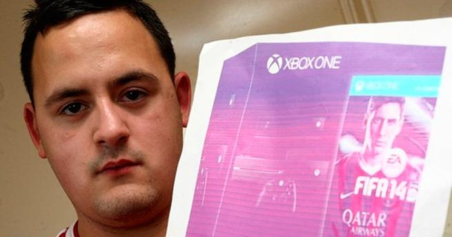 Jovem é enganado e compra foto de Xbox por R$1700,00