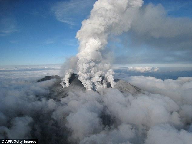 Japão pode ser destruído dentro de cem anos com uma gigante erupção vulcânica, dizem cientistas
