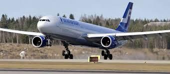 Na Finlândia, avião passou 8 horas voando com óleo de restaurantes fast food