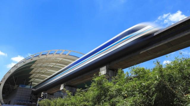 Japão apresenta o novo trem 'mais rápido do mundo' que atinge até 500 km/h