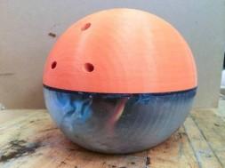 robô subaqúatico