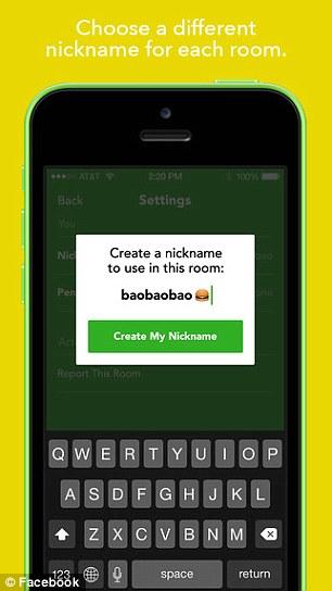Rooms: Facebook lança app em que usuários podem conversar sem se identificar