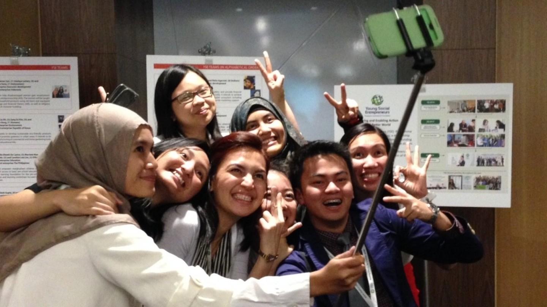 Coreia do Sul quer prender quem vende vareta para fazer selfie