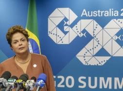 Dilma fala sobre a Petrobras