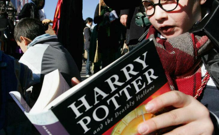 'Harry Potter' é usado para pesquisar o cérebro