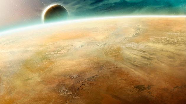 Especialistas dizem que vida extraterreste poderia se desenvolver com CO2 em vez de água