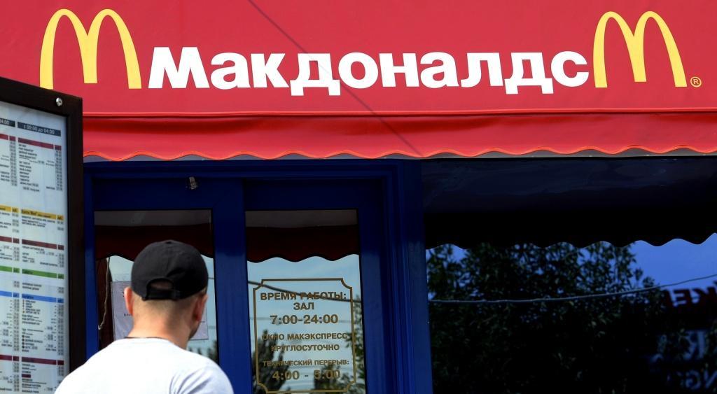 McDonald's reabre em Moscou após interdição de três meses