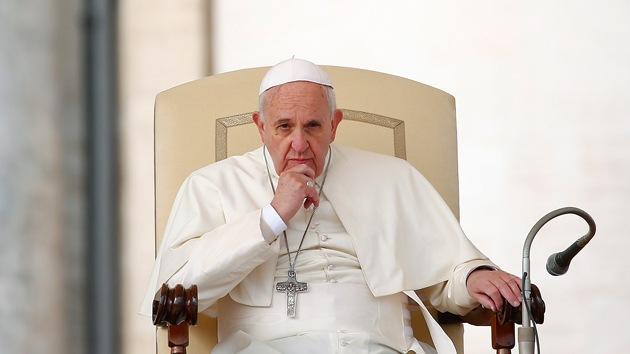 """""""Eu não fechei a porta para o diálogo com o Estado islâmico"""", diz Papa Francisco"""