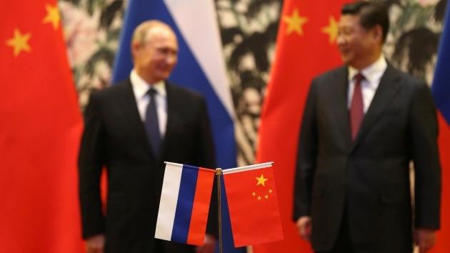 Vladimir Putin e Xi Jinping estão construindo uma nova ordem mundial, diz site