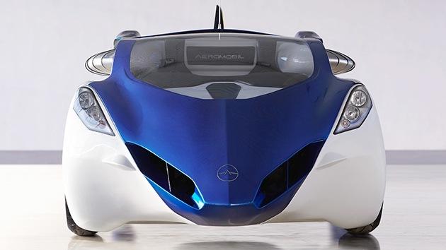 AeroMobil 3.0: Empresa apresenta protótipo de carro voador