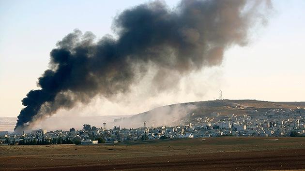 EUA confirma atentado contra um comboio do Estado Islâmico no Iraque