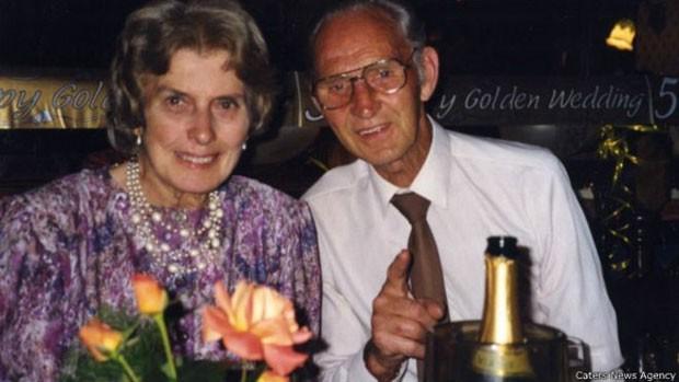 Marido e mulher morrem em um intervalo de poucos minutos