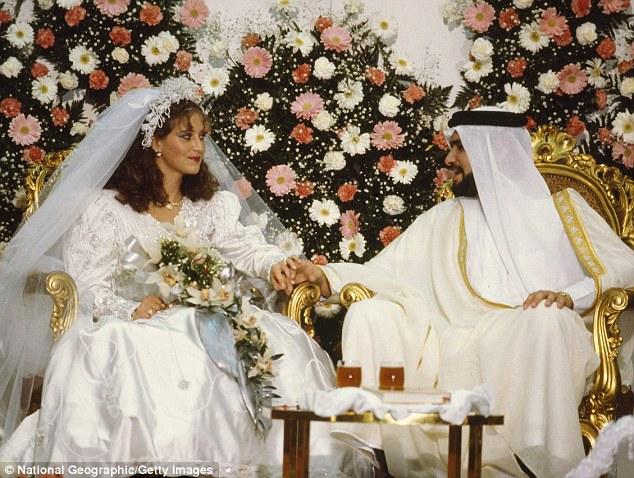 Árabe pede divórcio após ver o rosto da mulher pela primeira vez