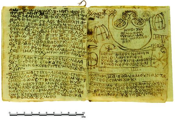 Misterioso livro de feitiços e invocações do Antigo Egito é decifrado por pesquisadores