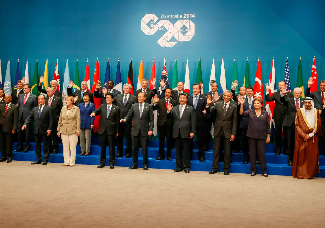 G20 prevê aumento de 2,1% no PIB até 2018