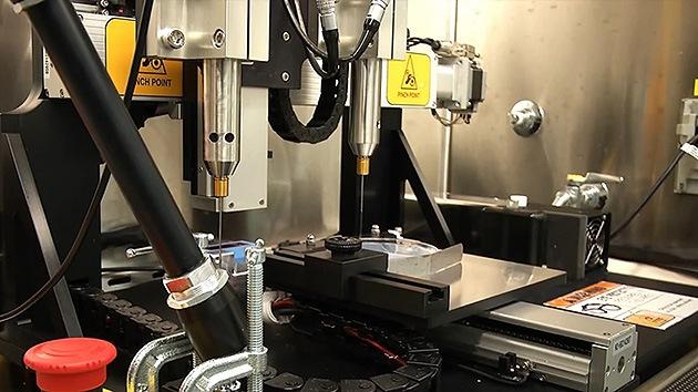 Empresa americana fabrica tecidos hepáticos humanos em impressora 3D