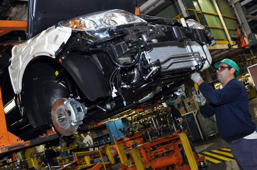 indústria-automobilística