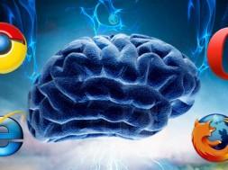 internet com o cérebro