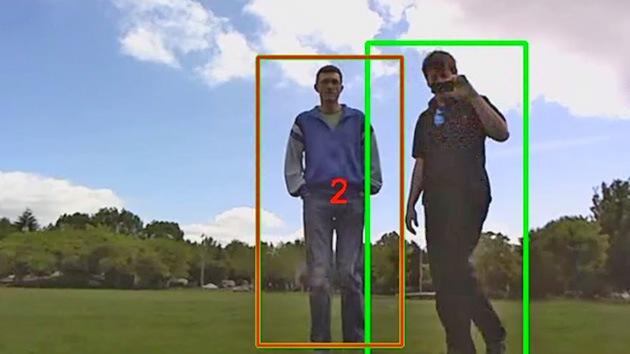 Novo software permite o acompanhamento de pessoas em tempo real