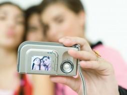 moda do selfie