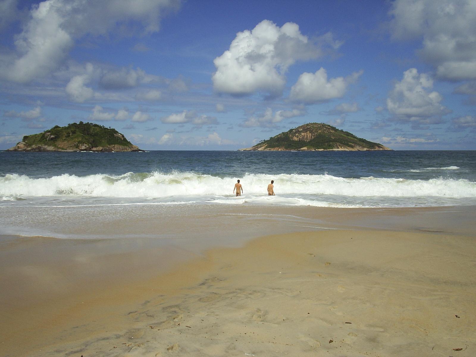 Estado do Rio de Janeiro terá sua primeira praia nudista