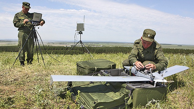Em 2017, Rússia utilizará robôs em combates