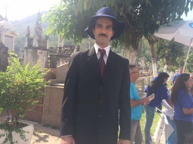 Sósias de famosos são destaque no Rio de Janeiro