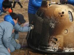 Missão de Sonda espacial chinesa foi bem-sucedida