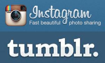 Tumblr e Instagram são as redes socias mais utilizadas entre jovens de 16 a 24 anos, segundo estudo