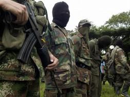GUERRILLEROS DAS FARC
