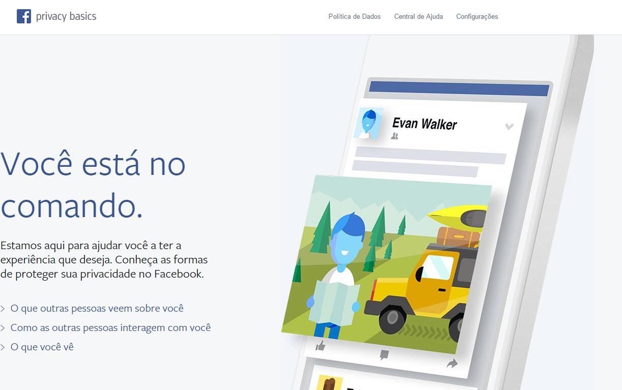 Após polêmica sobre privacidade, Facebook lança termos e condições simplificados