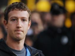 Mark Zuckerberg bloqueia posts de comentários em seu facebook após ataques