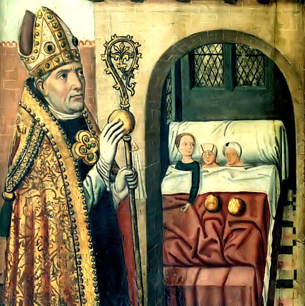 Conhecido por sua caridade São Nicolau influenciou a criação do Papai Noel