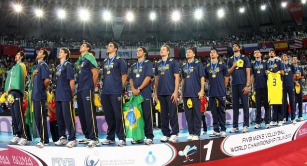 Seleção Brasileira de vôlei pode ser suspensa por um ano de competições internacionais